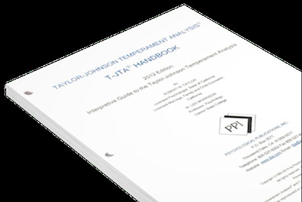 Picture of T-JTA Handbook (8th Edition)