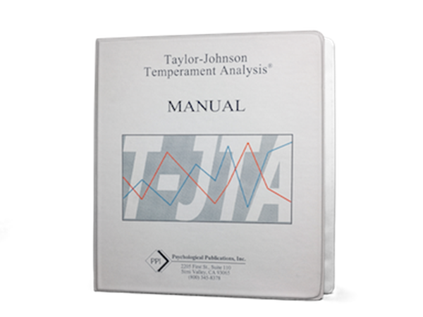 Picture of T-JTA Manual (8th Edition)